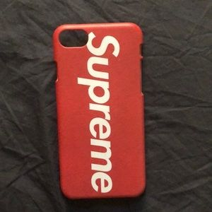 Supreme iPhone Case 6, 7 & 8